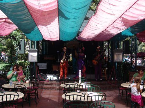 French Market Restaurant Menu Disneyland Park