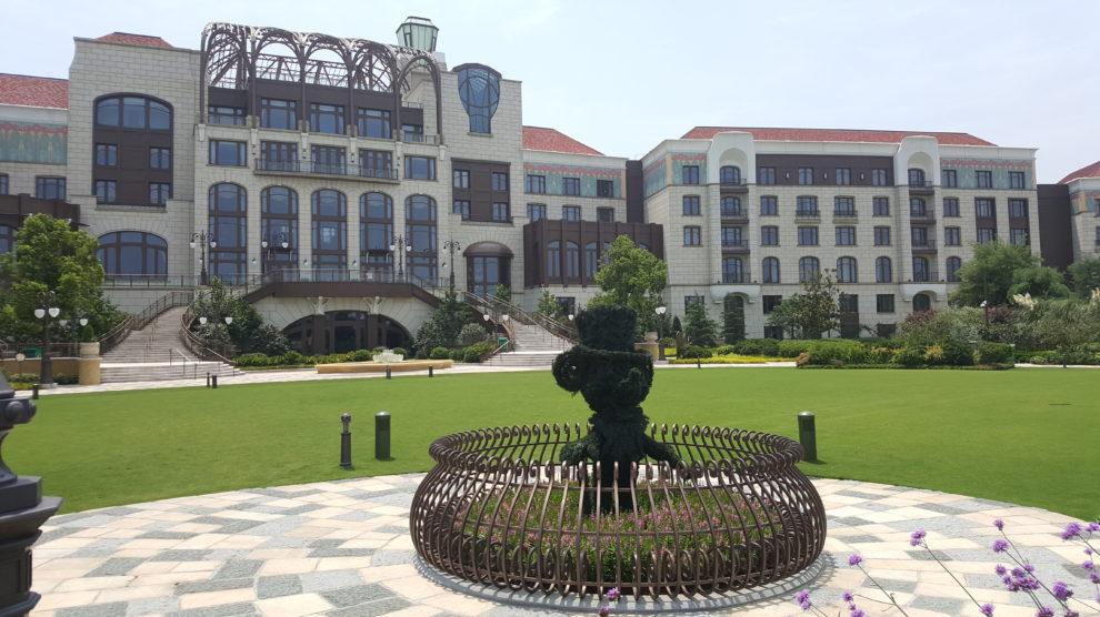 Trip Report Shanghai Disney Resort Part 7 Disneytown And