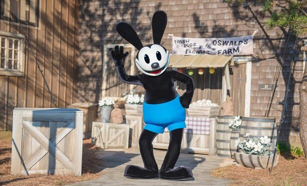 Happy Birthday Oswald The Lucky Rabbit!