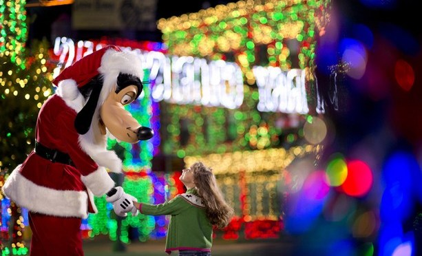 Disney to Live Stream the Osborne Family Spectacle of Dancing Lights November 18
