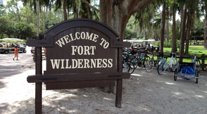 Guest Article: Lots To Do at Disney's Fort Wilderness Resort and Campground!