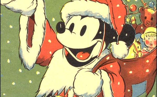 Merry Christmas From The WDW Pensieve!