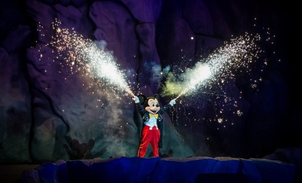 Watch Live Stream Of 'Fantasmic!' February 2!