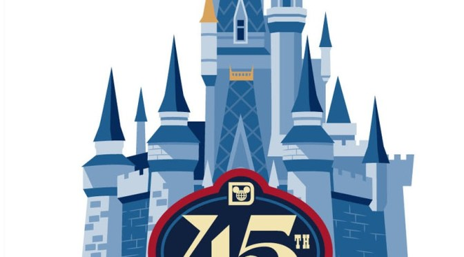 Happy 45th Birthday to Walt Disney World!