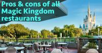 Magic Kingdom Dining   WDW Prep School