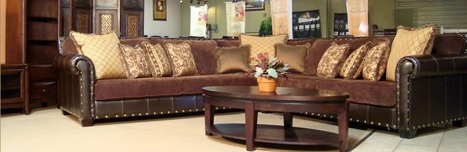 leather fabric combo sofa adam s furniture in justin texas