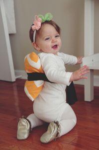 Unique Baby Girl Halloween Costumes