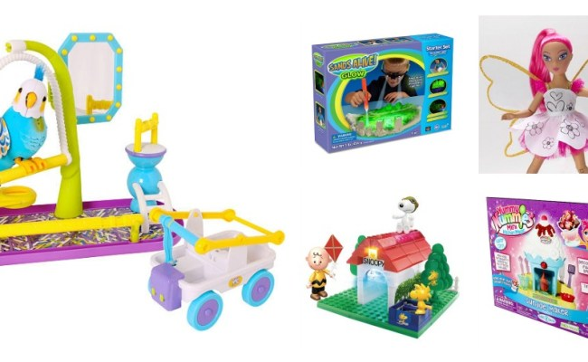 These Creative Toys Will Spark Your Child S Imagination