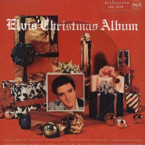 Image result for Elvis' Christmas Album