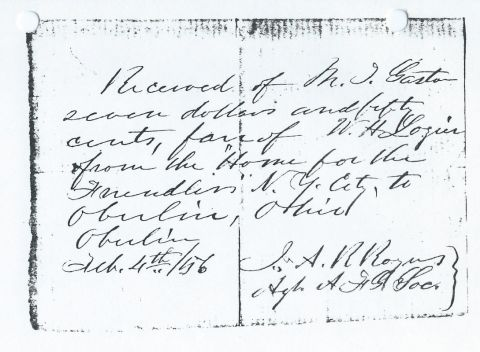 How a Train Ticket from 1856 Solved My Family's Greatest