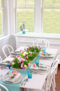 27 Easter Table Decorations - Table Decor Ideas for Easter ...