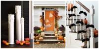 40+ Easy DIY Halloween Decoration Ideas - Homemade ...