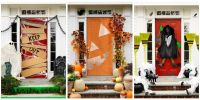30+ Scary Outdoor Halloween Decorations