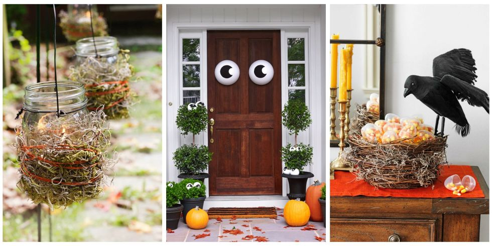 45 Easy Halloween Decorations Home Decor Ideas For Halloween