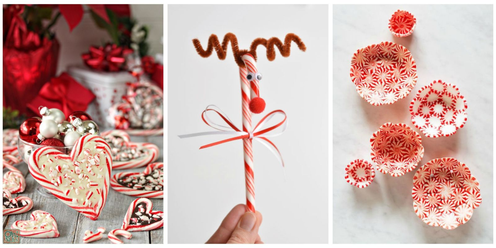 25 Candy Cane Crafts