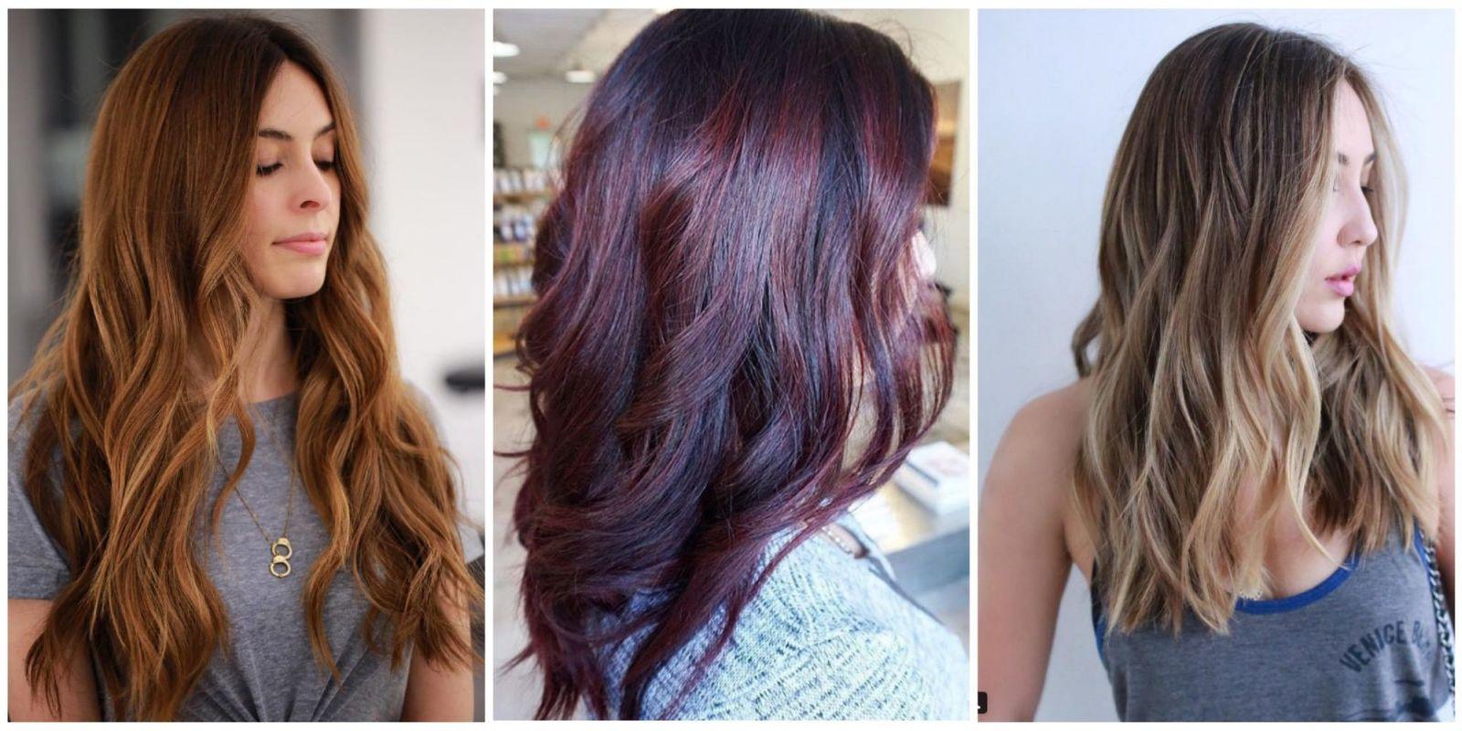 12 Fall Hair Colors 2017