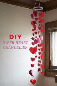 13 DIY Valentine's Day Decorations - Easy Valentines Day ...