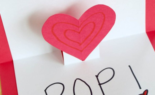 14 Cute Diy Valentine S Day Cards Homemade Card Ideas