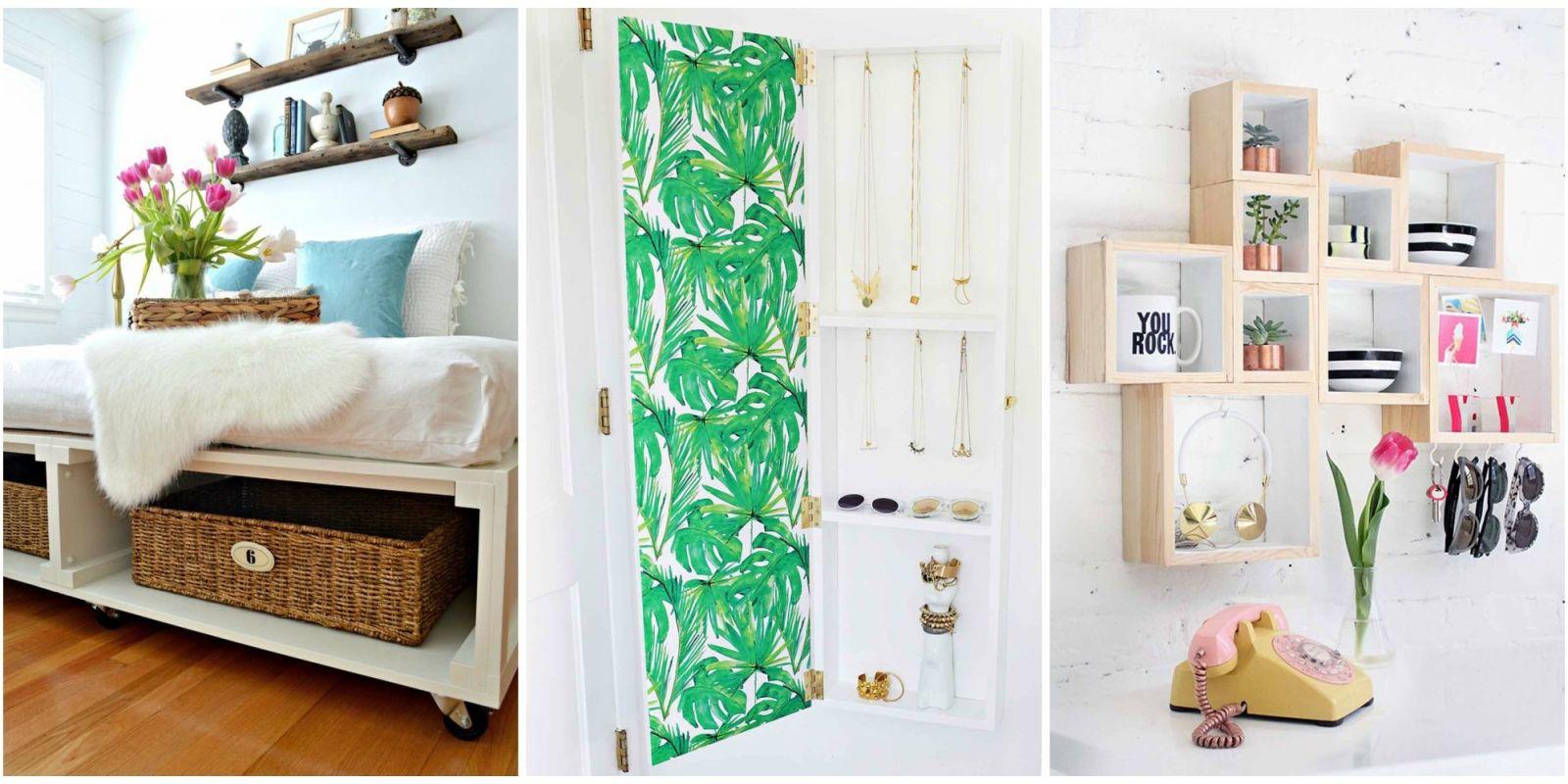 20 Best Bedroom Organization Ideas