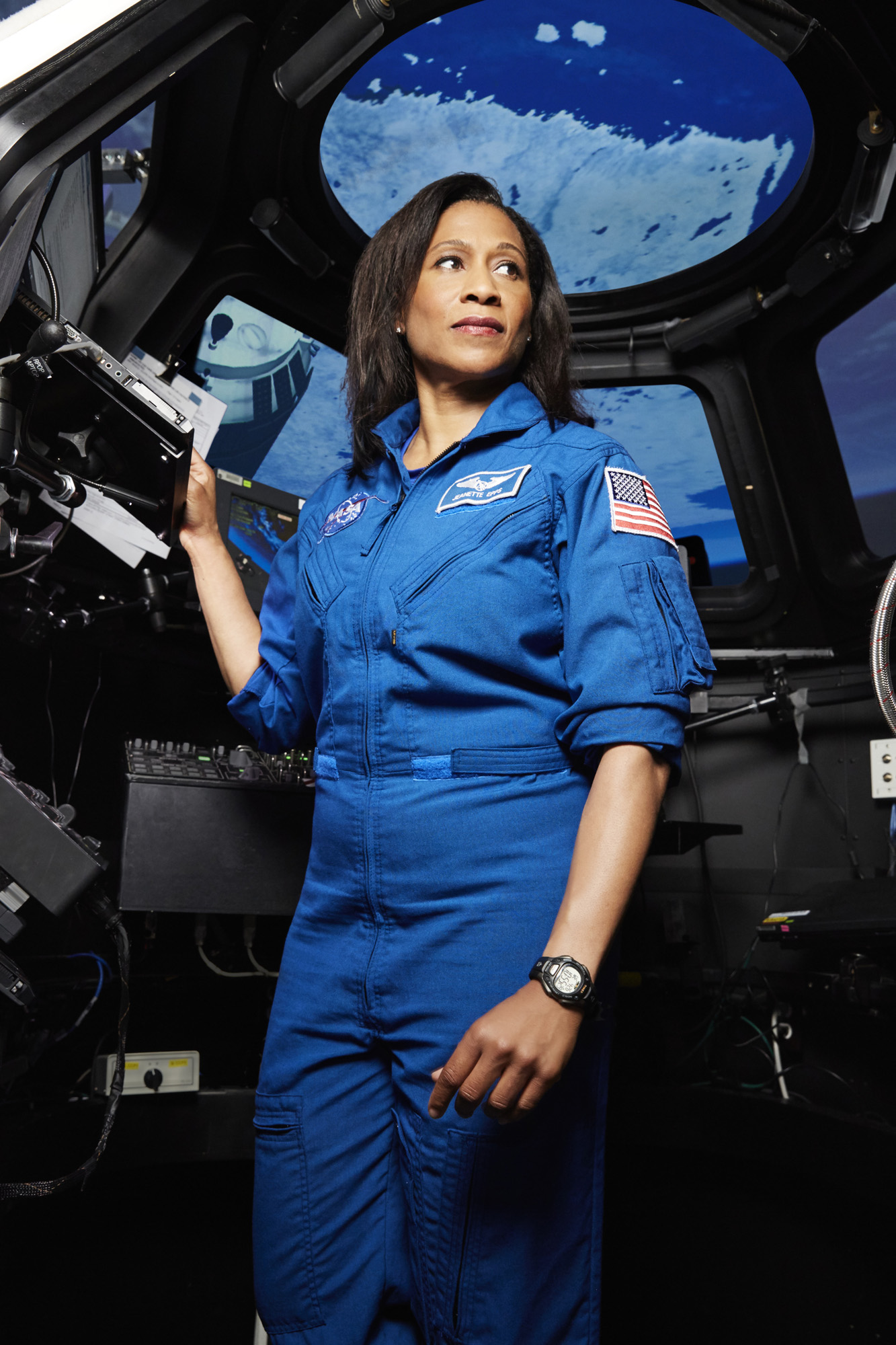 NASA Astronaut Jeanette Epps African American Women In Space