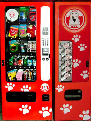 Weird Vending Machines From Around The World At