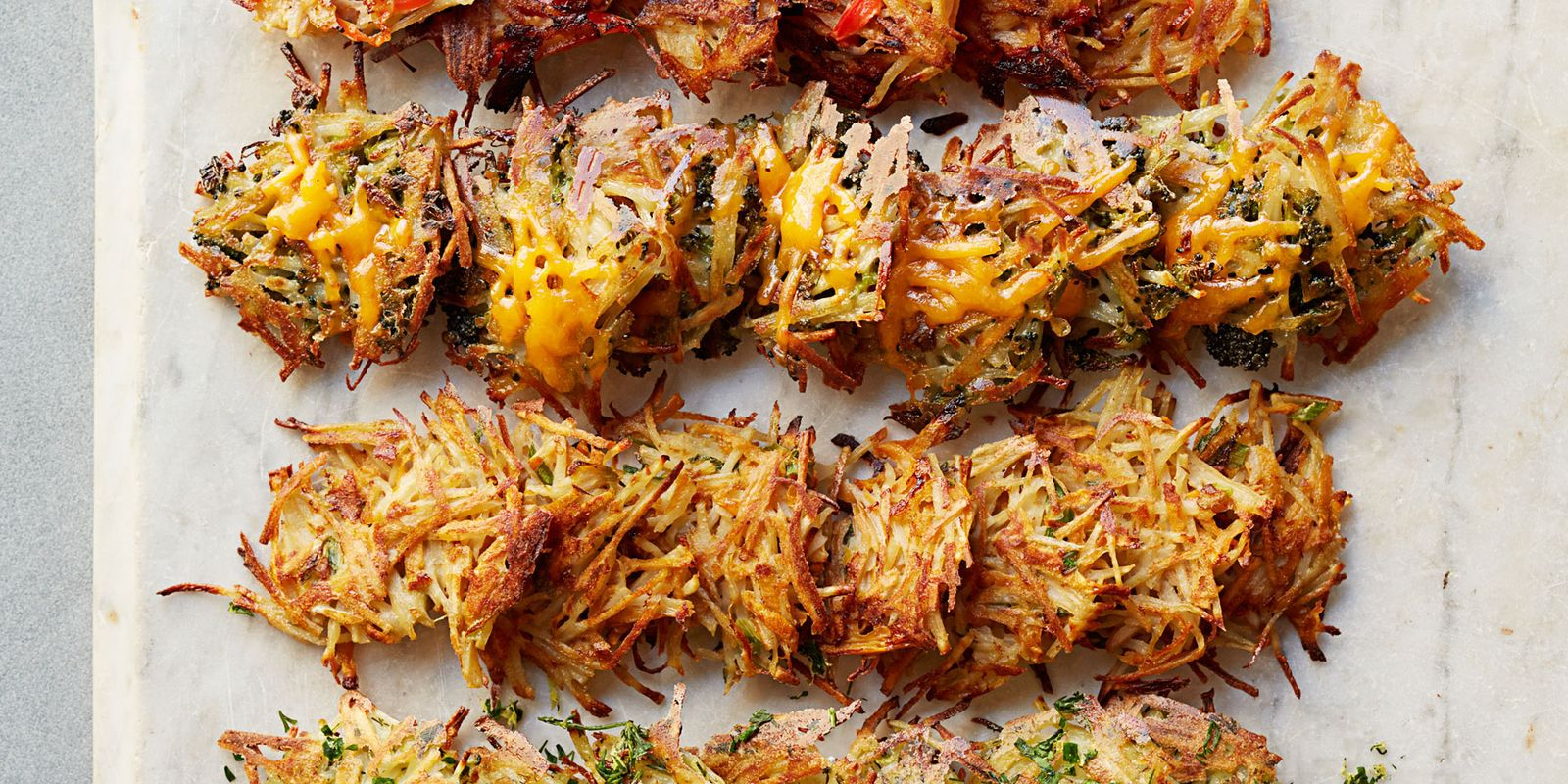 Smoky Red Pepper Hash Browns Recipe