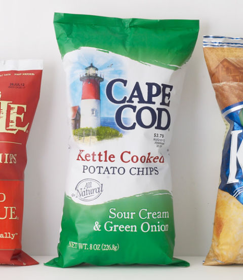 Best Potato Chips KettleCooked Potato Chips