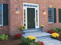 Front Entrances And Curb Appeal