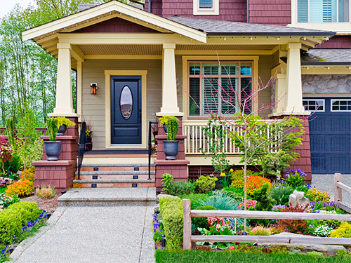 Landscape Design Ideas Front Garden Ideas
