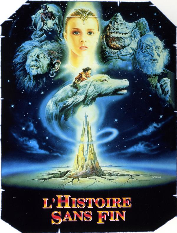 Dragon Histoire Sans Fin : dragon, histoire, L'Histoire, Devenus, Acteurs