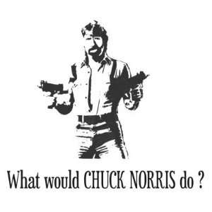 what would chuck do