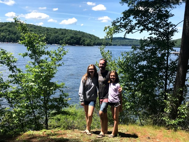 Picnic on Wallenpaupack