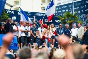 podium-france-ISA-world-surfing-games-2017-biarritz-antoine-justes-we-creative