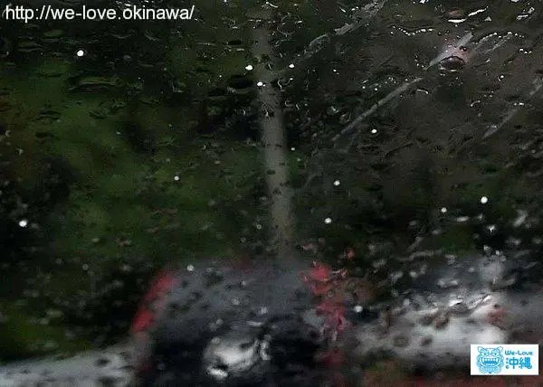 沖縄タイムス雪