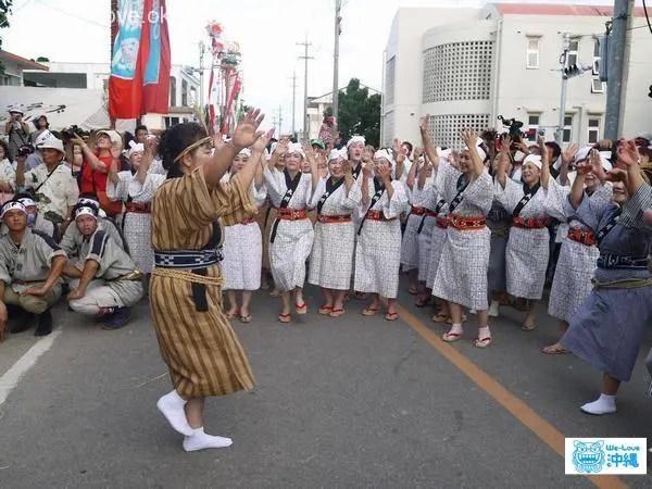 石垣島豊年祭踊り