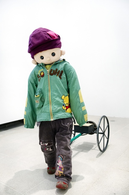0YULU WU_Remote Controlled Cart with Clothing.jpg