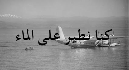 Hazem Harb, We Used to Fly on Water, 2014,Athr Galleryt.jpg