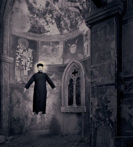 The Miracle of Levitation, 2002, Joan Fontcuberta ∏ Joan Fontcuberta.jpg