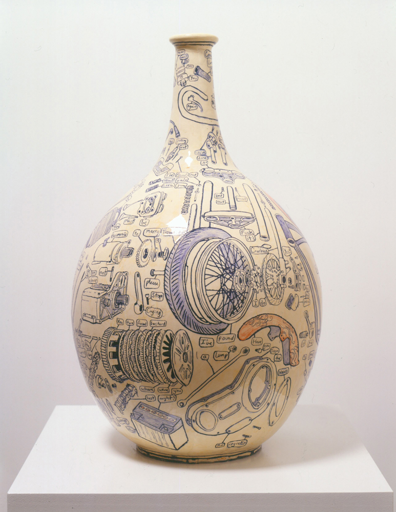 Grayson Perry Flying Penises Rude Vases And Teddy Bears We Make