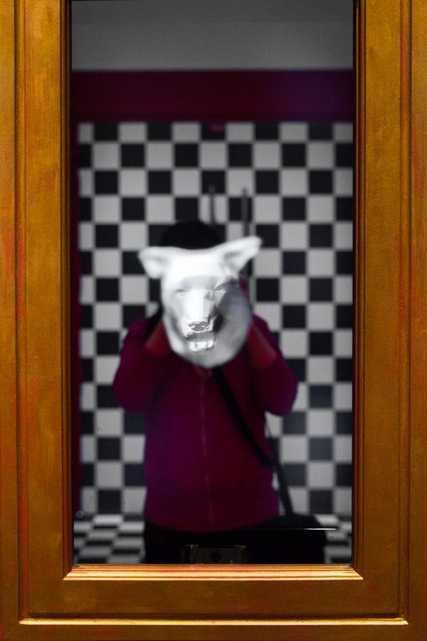 Extra Fantômes, exposition à la Gaîté Lyrique du 7 avril au 31 juillet 2016. © vinciane verguethen/voyez-vous