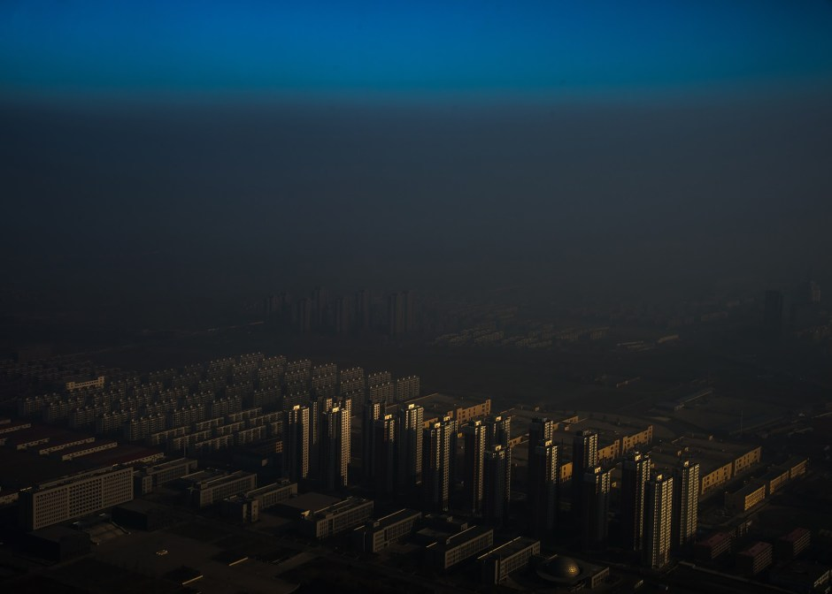 © Zhang Lei - Haze in China