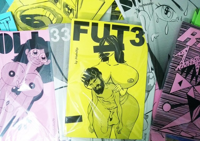 House Of Fun Comics To Imagine Radical Fetishes And Bodies We