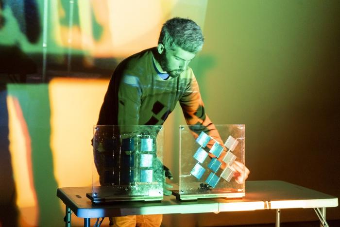 """Alex Nathanson: the """"poetics of photovoltaics"""""""