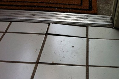 Loose and Hollow Tile Re-Bonding