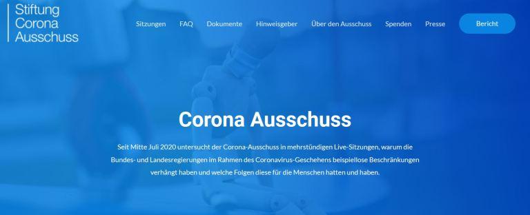 Corona-Ausschuss.de