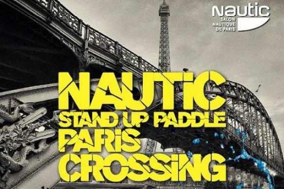 Paris SUP crossing