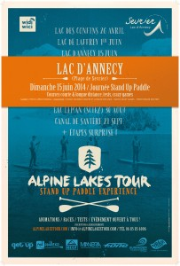 Alpine Lakes Tour Annecy 2014