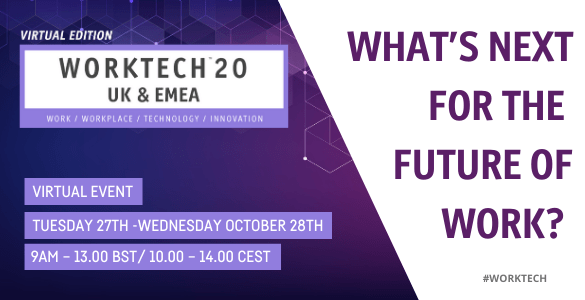 FOWE Virtual Conference: WORKTECH20 EU & EMEA