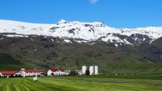 Living in the shadow of the Eyjafjallajökull volcano