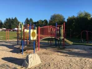 Playground at the KOA Mystic